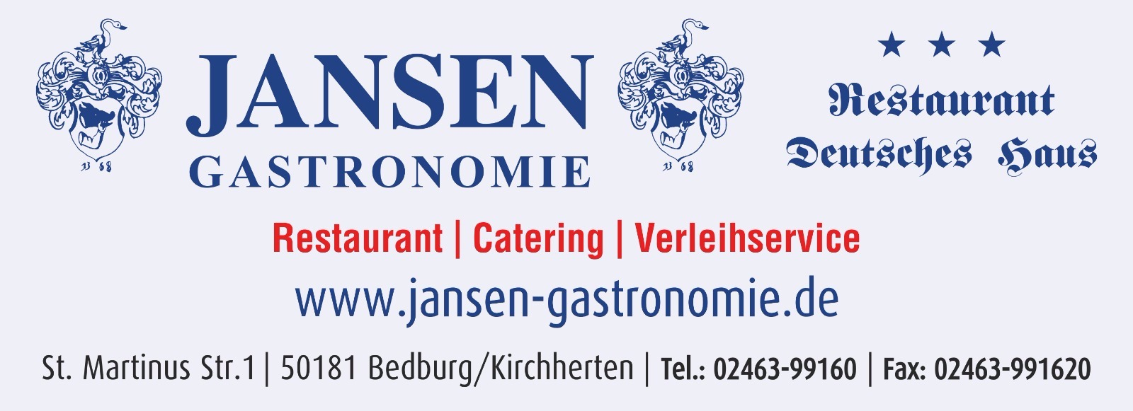 JANSEN Gastronomie