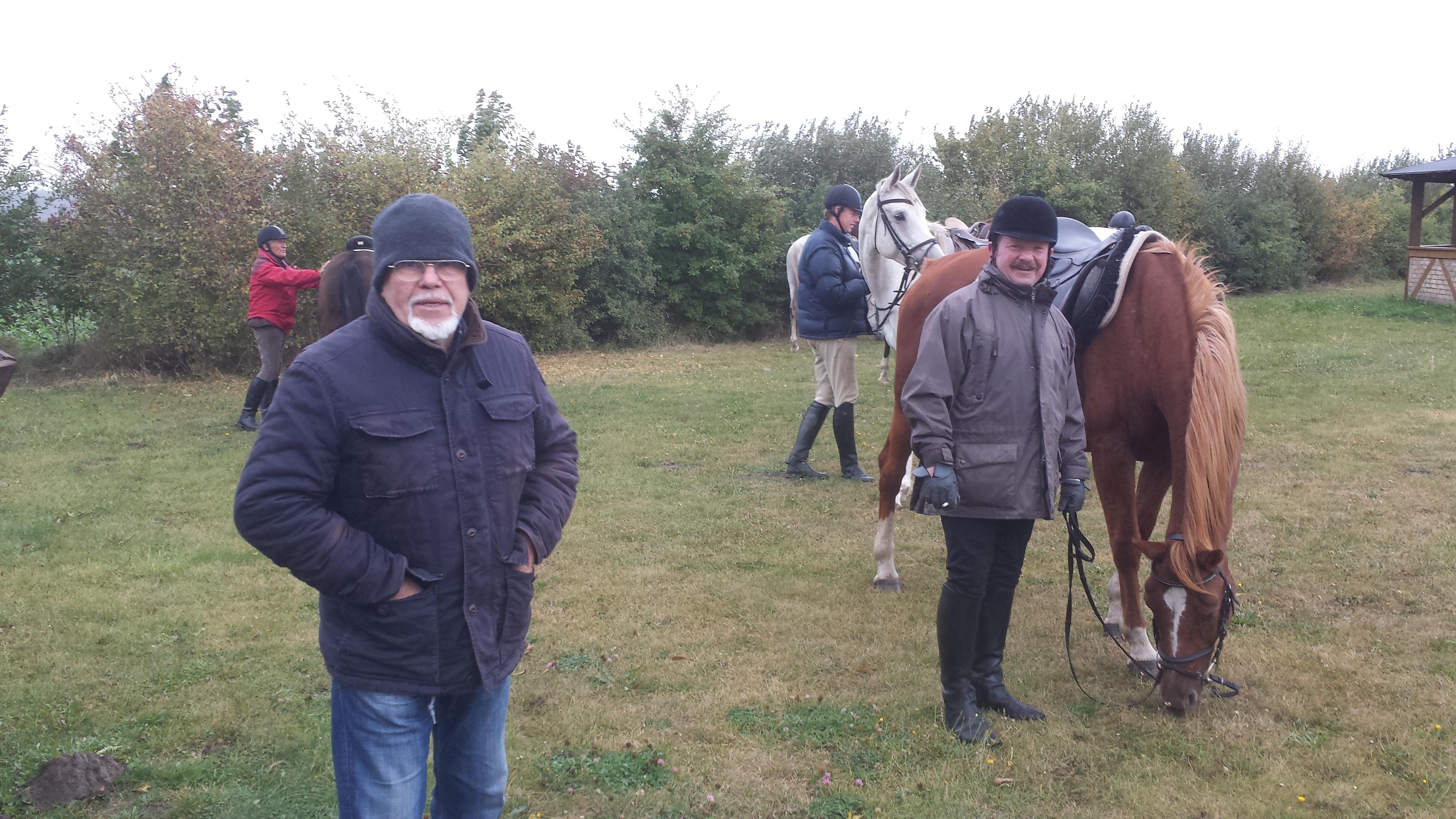 Pferde Tankstelle