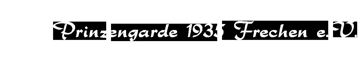 Prinzengarde 1935 Frechen e.V.